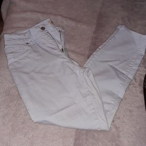 BLUE SPICE BRAND♥️ WHITE WASH JEANS SIZE 11